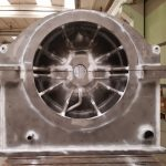 Schweißbauteile Aluminium, normalem Baustahl, Edelstahl